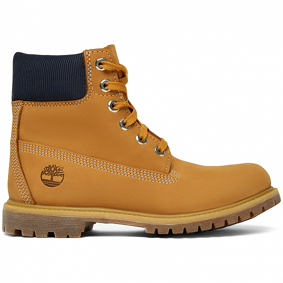 БОТИНКИ TIMBERLAND PREMIUM 6 WATERPROOF BOOT FW21 от Timberland в интернет магазине www.traektoria.ru - 1 фото