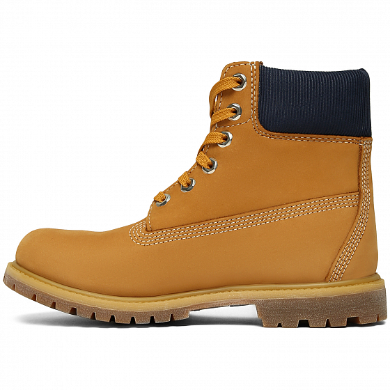 БОТИНКИ TIMBERLAND PREMIUM 6 WATERPROOF BOOT FW21 от Timberland в интернет магазине www.traektoria.ru - 2 фото