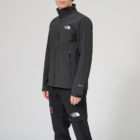 ВЕТРОВКА The North Face M APEX BIONIC JACKET  A/S от The North Face в интернет магазине www.traektoria.ru - 2 фото