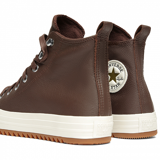 ВЫСОКИЕ КЕДЫ Converse CHUCK TAYLOR ALL STAR HIKER BOOT HI  FW21 от Converse в интернет магазине www.traektoria.ru - 4 фото