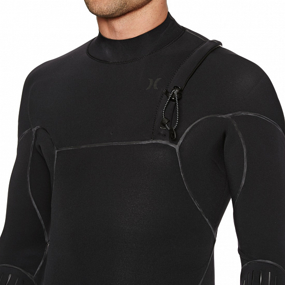 ГИДРОКОСТЮМ Hurley M ADVANTAGE MAX 3/3 MM FULLSUIT  SS20 от Hurley в интернет магазине www.traektoria.ru - 4 фото