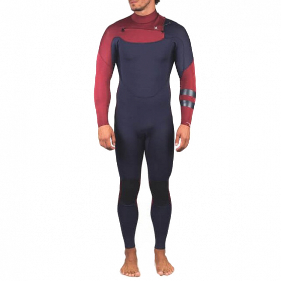 ГИДРОКОСТЮМ Hurley M ADVANTAGE 4/3MM FULLSUIT  FW21 от Hurley в интернет магазине www.traektoria.ru - 1 фото