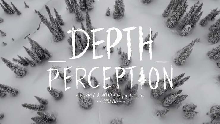 Показ DEPTH PERCEPTION.  15 ноября Санкт-Петербург
