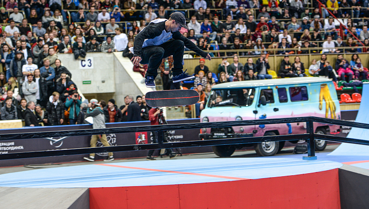 Итоги WORLD CUP SKATEBOARDING MOSCOW