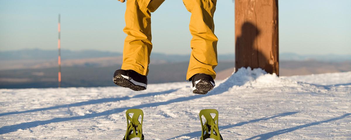 крепления и ботинки для сноуборда