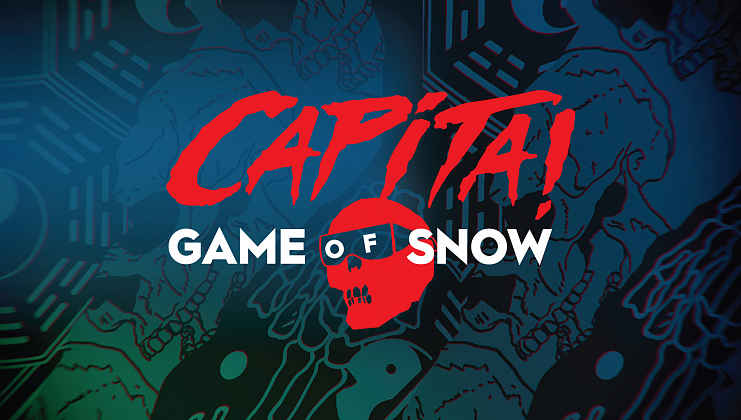 CAPITA! GAME OF SNOW: Егор Чебанов vs Сергей Тараканов