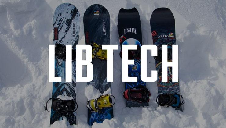 Обзор коллекции сноубордов Lib Tech 2018-2019 80204cc33ff